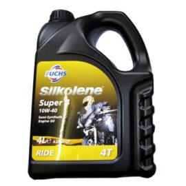 Super 4 10W/40 mineralsk olie