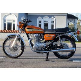 Yamaha TX 650 årg. 1973
