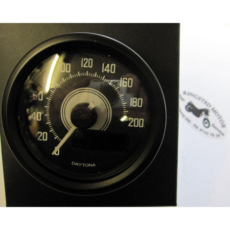 Speedometer digitalt 200 km/t