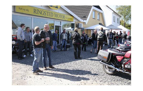 Husk Åbent hus hos Ringsted Motor – Lørdag 18. april fra 10-16
