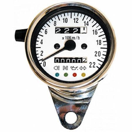 Speedometer KM. M. triptæller