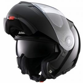 Schuberth C3 PRO bl. sort str. M 56/57
