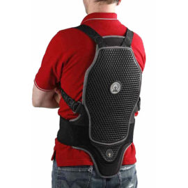 Forcefield rygbeskyttelse