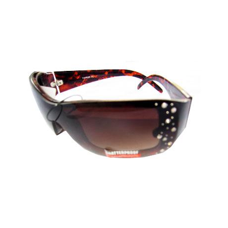 Solbrille m. semelisten UV400