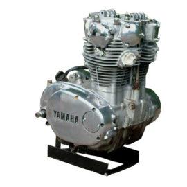 Ombyttermotor XS 650 EU