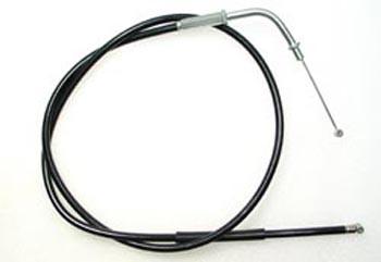 gaskabel-sort XS650 75