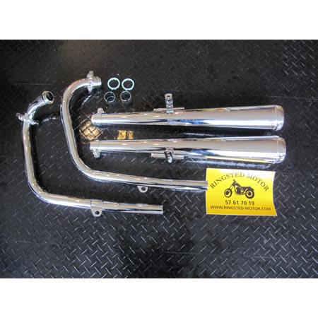 Udstødning XS650  55-07-0650A